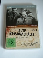 Alte Kriminalfälle Vol.2 (6 Folgen, 2 DVD´s, Pidax)