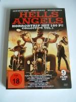 Hells Angels (9 Filme, im Schuber, Titel Bild 2, selten, OVP
