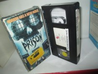 VHS - Prison - Horror has a new Home - Pappe - NTSC