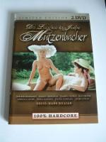 Erotik: Das Lustschloss der Mutzenbacher (kl. Buchbox,2 DVDs