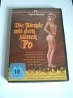 Erotik: Die Blonde mit dem süssen Po (Steeger, selten, OVP)
