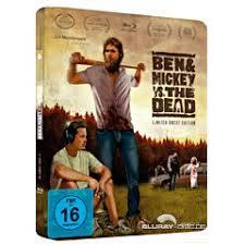Ben & Mickey vs. The Dead Blu Ray STEELBOOK limitiert
