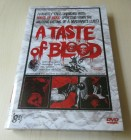 A Taste of Blood - Grosse Hartbox - NEU OVP - Lim. 84