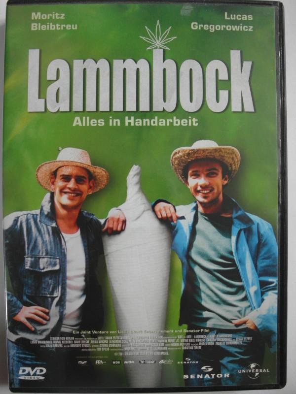 Lammbock - Alles in Handarbeit - Kiffer Joint Marihuana
