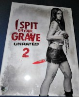 I spit on your grave 2 Mediabook unrated Cover b neu und ovp
