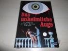 DAS UNHEIMLICHE AUGE UNCUT DVD HARTBOX COVER : A NEU / OVP
