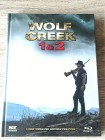 WOLF CREEK 1+2(SERIENMÖRDER)LIM.XT MEDIABOOK  UNRATED