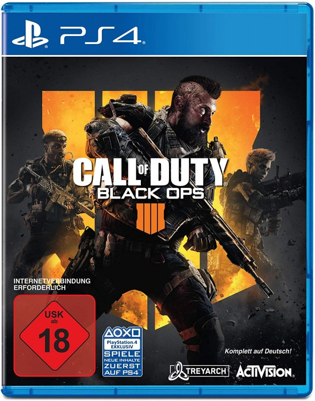 Call Of Duty - Black OPS IIII ( PS4 )