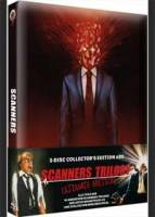 SCANNERS TRILOGY (Blu-Ray) - Ultimate Edition - Mediabook