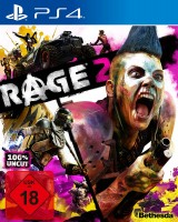 Rage 2 ( Uncut ) ( PS4 ) ( OVP )