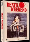 DEATH WEEKEND (PARTY DES GRAUENS) Cover C Mediabook