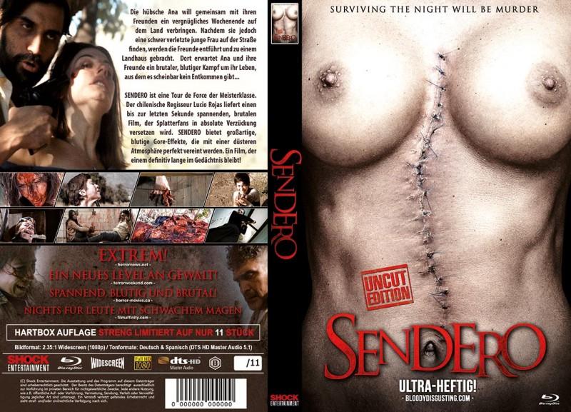 Sendero - gr. Promo Blu-ray Hartbox - Shock - OVP