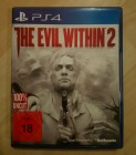 The Evil Within 2 Playstation 4 PS4 Uncut