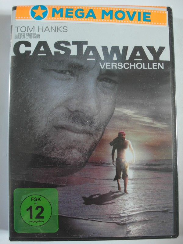 Cast Away - Verschollen - Überleben a la Crusoe - Tom Hanks