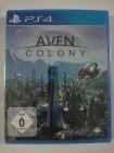 Aven Colony - Neue Heimat für die Menschheit - Außerirdische
