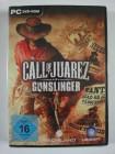 Call Of Juarez - Gunslinger - Cowboy Western Shooter