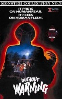 Without Warning (Alien Shock) Cover B NEU OVP LIMITED