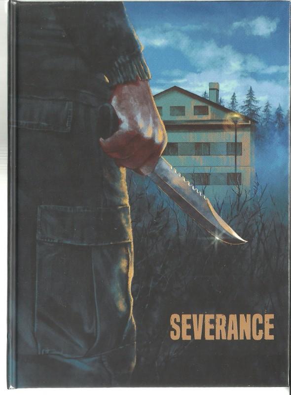 SEVERANCE - Mediabook  OVP