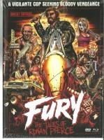 FURY - Mediabook  OVP