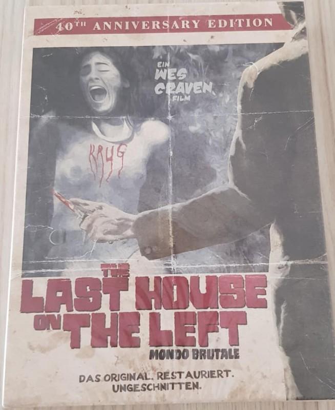 Last house on the left 1972 DIGIBOX UNCUT