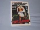 I Spit On Your Grave - Mediabook 555er Blu-Ray + DVD - NEU