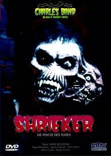 Shrieker; Fratze des Todes (Kleine Hartbox / CMV) NEU ab 1€