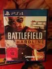 Battlefield Hardline UNCUT  PS4 (Neuwertig)