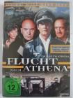 Flucht nach Athena - Roger Moore, Claudia Cardinale, Savalas