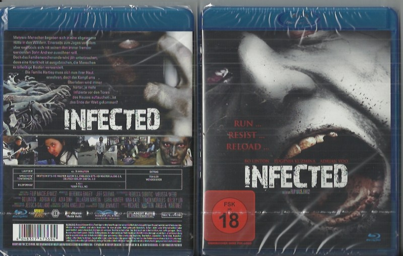 Infected BR  (50058945,NEU, AKTION)