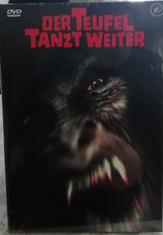 Der Teufel tanzt weiter- RETRO- KL. HARTBOX Cover B