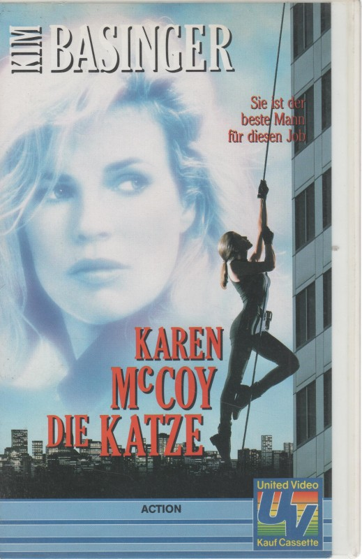 Karen Mc Coy - Die Katze (33254)