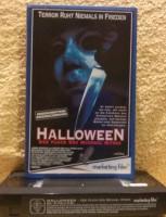 Halloween 6 Der Fluch des Michael Myers VHS Uncut