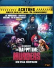 THE HAPPYTIME MURDERS Blu-ray - Puppen Killer Krimi Fun