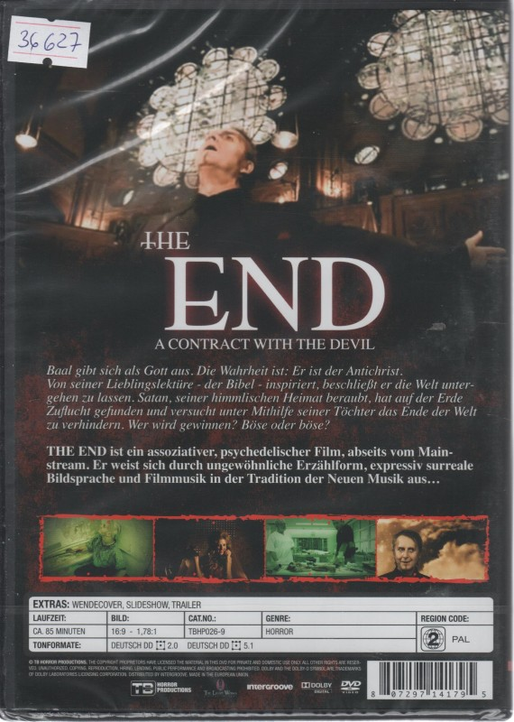 The End - A Contract With The Devil (36627)
