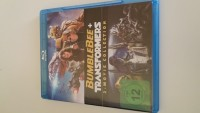 Bumblebee & Transformers!!!Double Feature!!!Blu-ray!!!TOP!!!