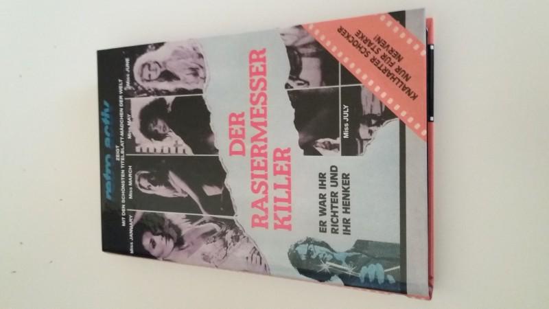 Der Rasiermesser-Killer!!!Gr.Hartbox!!!Retrofilm!!!TOP!!!