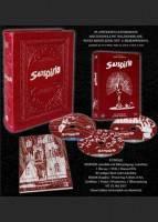 SUSPIRIA (Blu-Ray+2DVD) 4K Remastered - Leatherbook