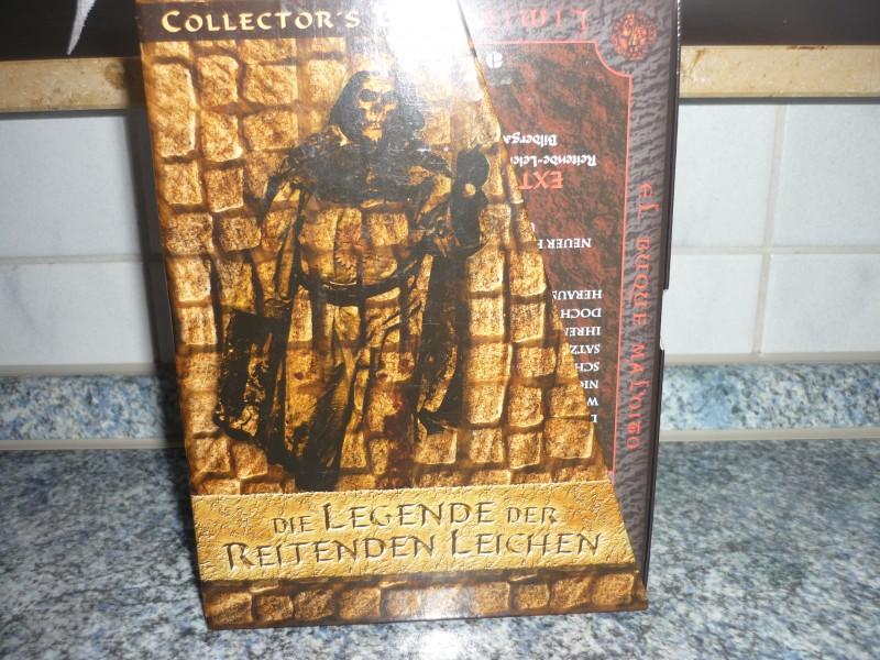 DIE LEGENDE DER REITENDEN LEICHEN  Collector's Box