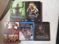 The Human Centipede Collection UNCUT