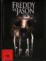 Freitag der 13. Teil 11 Freddy vs. Jason Mediabook watt Ovp