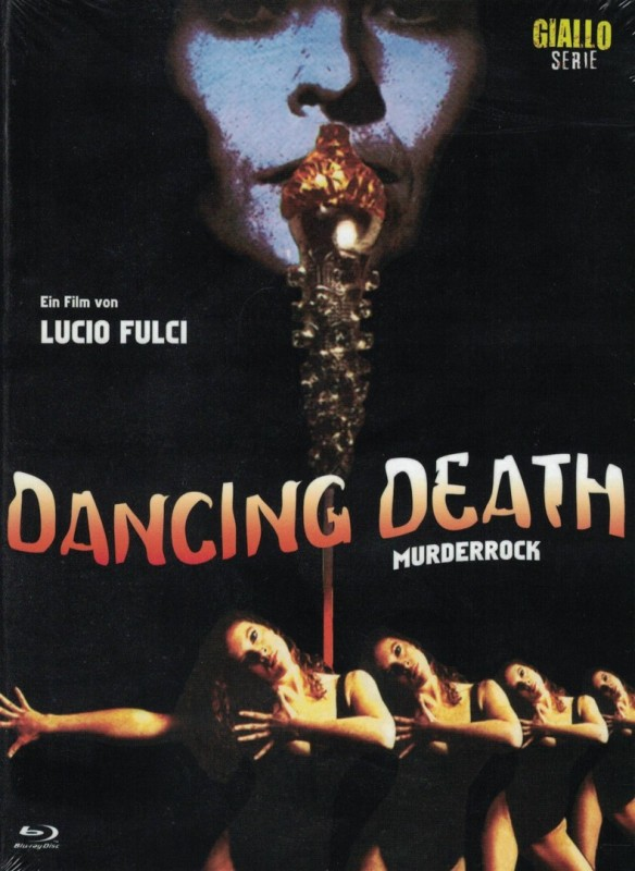 Dancing Death (Murder Rock) (Mediabook D) NEU ab 1€