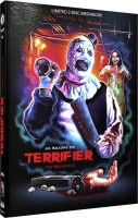 Terrifier The Beginning Mediabook Cover A lim.333 st.neu OVP