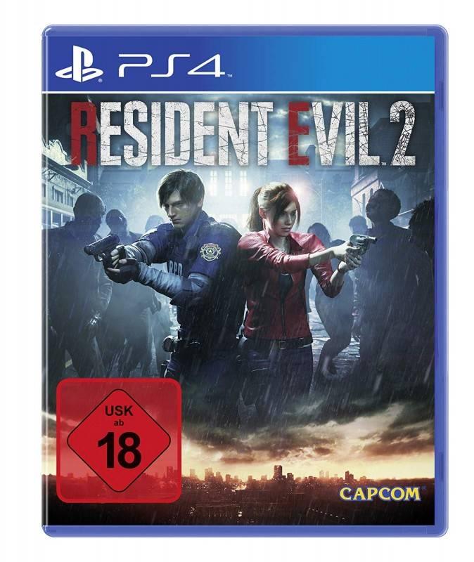 Resident Evil 2 ( Uncut ) ( PS4 )