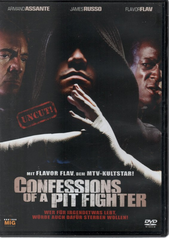 Confessions Of A Pit Fighter (36685)