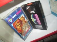 VHS - Der Kampf - Yul Brynner - VPS GLASBOX