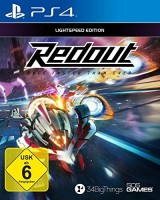 Redout ( Lightspeed Edition ) ( PS4 ) ( OVP )