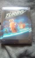 Turbo 3D Steelbook Blu-ray
