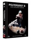 Poltergeist 2 - Mediabook A (Blu Ray+DVD) 84 NEU/OVP
