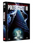 Poltergeist 3 - Mediabook A (Blu Ray+DVD) 84 NEU/OVP