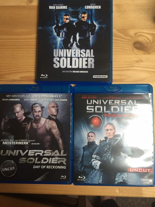 Universal Soldier - Regeneration - Day of Reckoning
